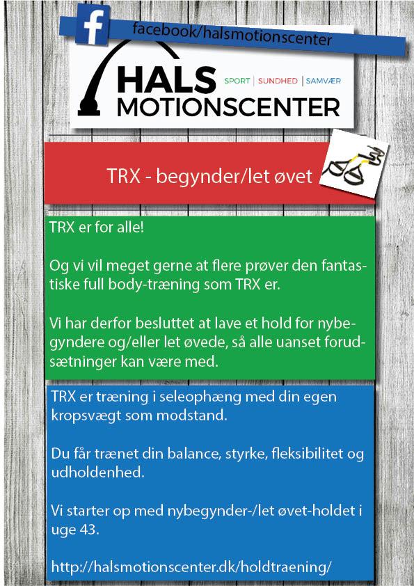 Begynder TRX