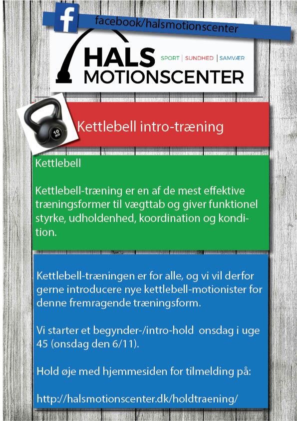Intro kettlebell